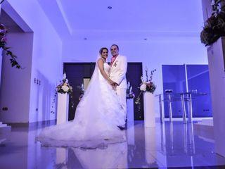 El matrimonio de Jenny y Óscar