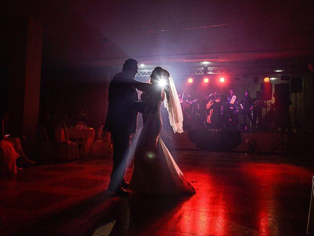 El matrimonio de Yolanda y Javier