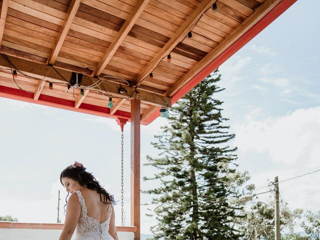 El matrimonio de Rafael y Solisabel en Santa Rosa de Osos, Antioquia 20