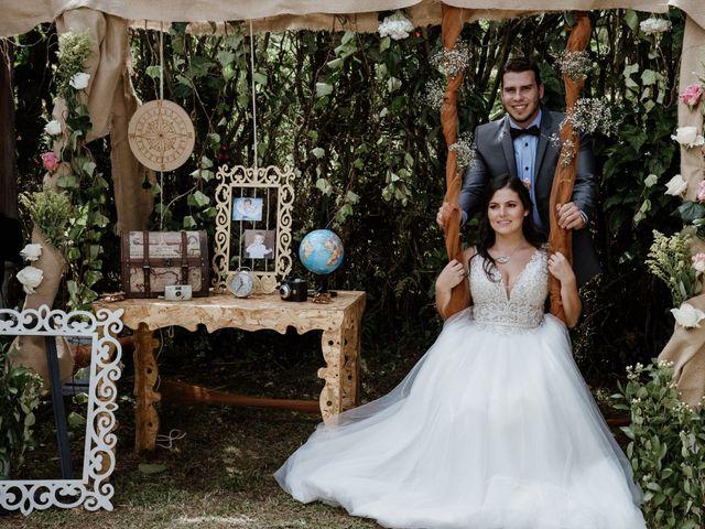 El matrimonio de Solisabel y Rafael