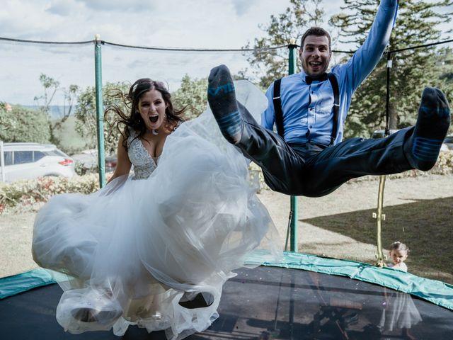 El matrimonio de Rafael y Solisabel en Santa Rosa de Osos, Antioquia 23