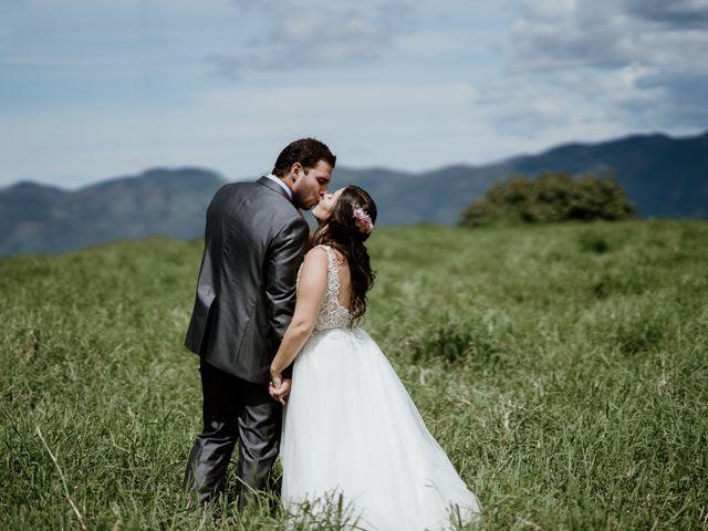 El matrimonio de Rafael y Solisabel en Santa Rosa de Osos, Antioquia 26