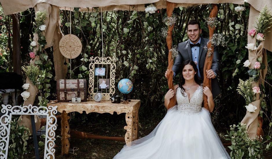 El matrimonio de Rafael y Solisabel en Santa Rosa de Osos, Antioquia