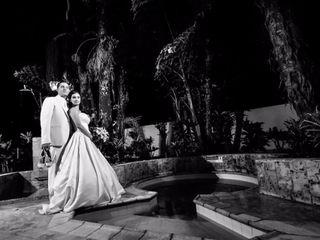 El matrimonio de María y Juan
