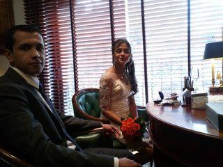 El matrimonio de Katherine y Santiago