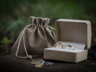 El matrimonio de Adriana y Jonas 1