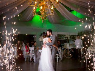El matrimonio de Adriana y Jonas