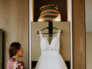 El matrimonio de Wanda y Felipe 3