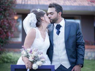 El matrimonio de Paola y Cristian