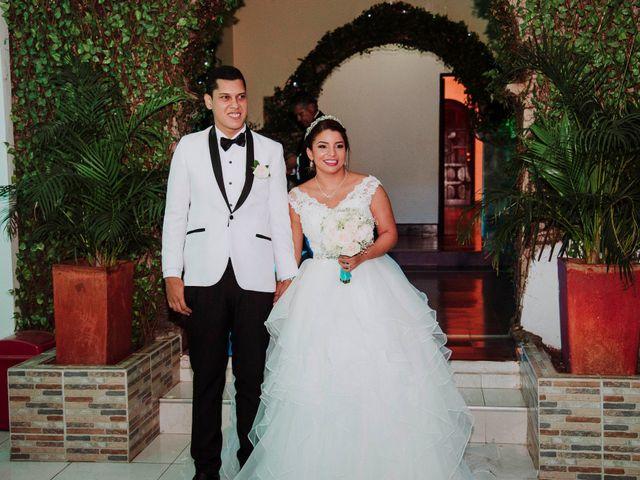 El matrimonio de Lisbeth y Andrés