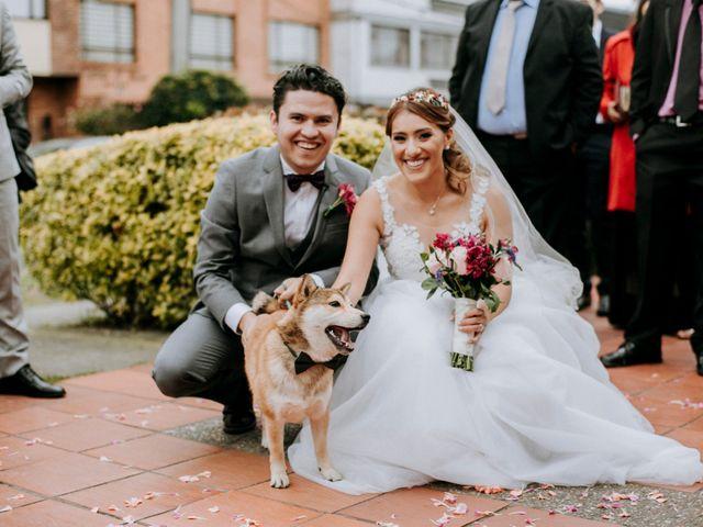 El matrimonio de Felipe y Wanda en Bogotá, Bogotá DC 13