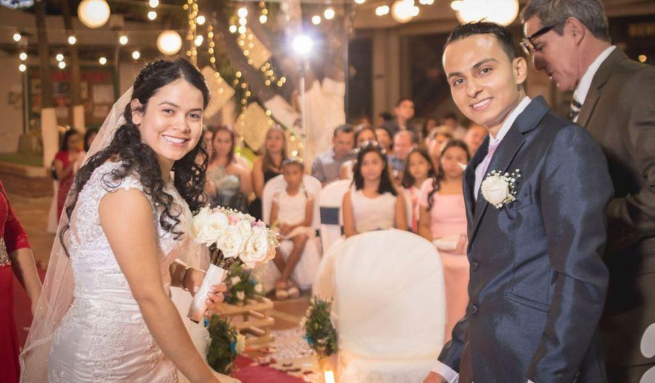 El matrimonio de Robinson  y Sindy  en Bucaramanga, Santander