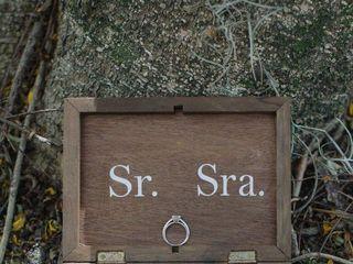 El matrimonio de Sonia y Germán  1
