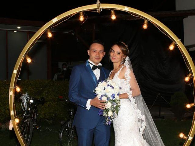 El matrimonio de Leidy y Julián