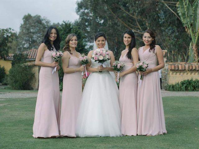 El matrimonio de Germán  y Sonia en Subachoque, Cundinamarca 2