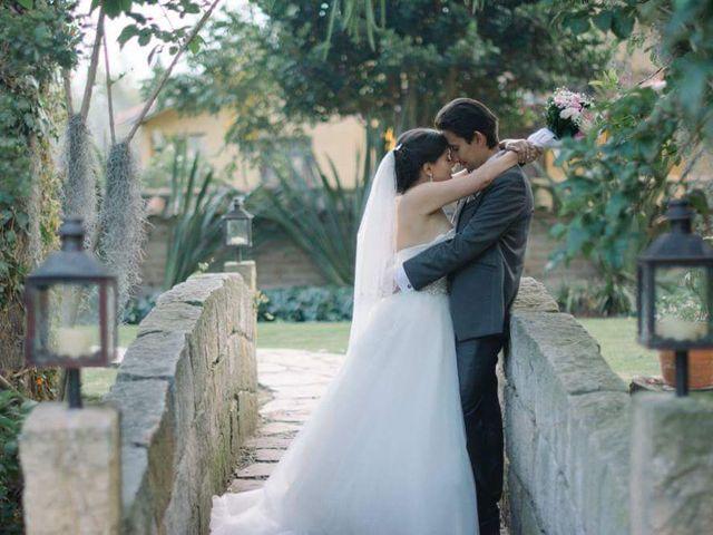 El matrimonio de Germán  y Sonia en Subachoque, Cundinamarca 6