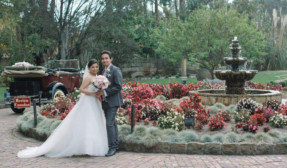 El matrimonio de Germán  y Sonia en Subachoque, Cundinamarca