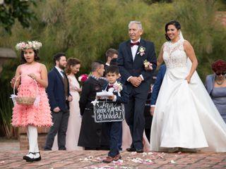 El matrimonio de Andrea y Matt 3