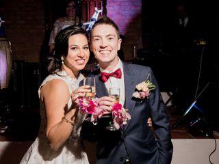 El matrimonio de Andrea y Matt