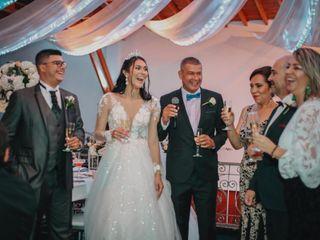 El matrimonio de Daniel  y Stefany  1