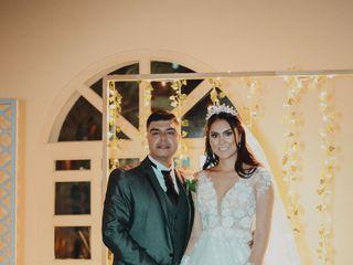 El matrimonio de Daniel  y Stefany  2