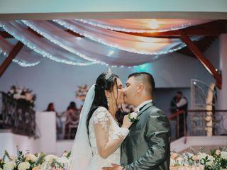El matrimonio de Daniel  y Stefany