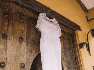 El matrimonio de María Angélica  y Álvaro  3