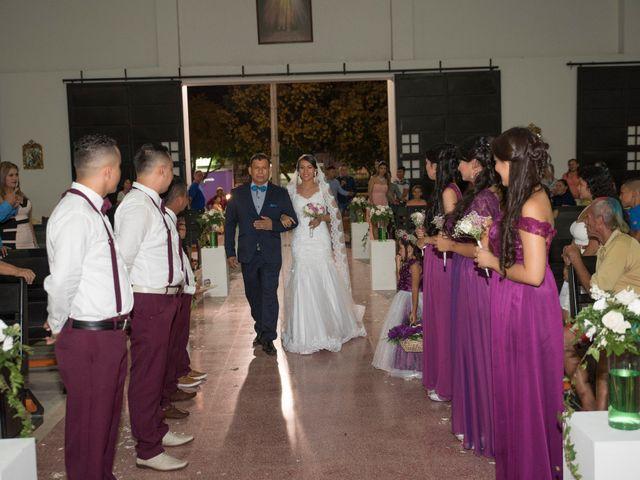 El matrimonio de Omar Alexis y Keyli en Cúcuta, Norte de Santander 19
