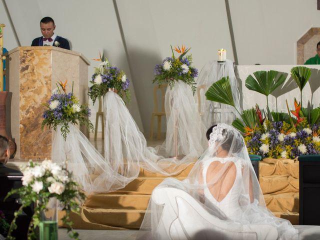 El matrimonio de Omar Alexis y Keyli en Cúcuta, Norte de Santander 22