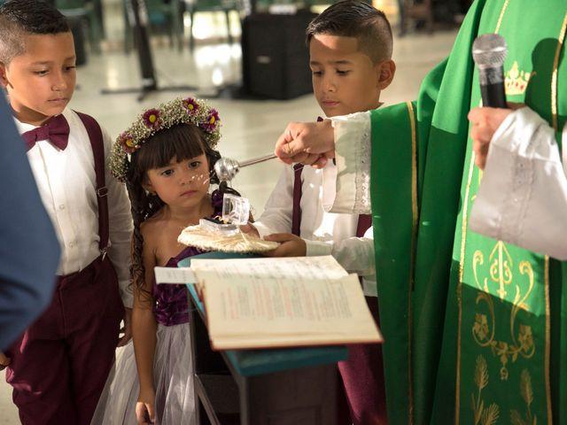 El matrimonio de Omar Alexis y Keyli en Cúcuta, Norte de Santander 23