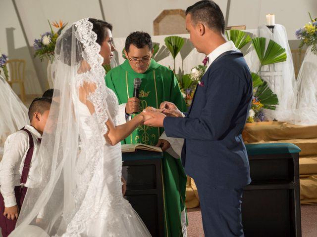 El matrimonio de Omar Alexis y Keyli en Cúcuta, Norte de Santander 24