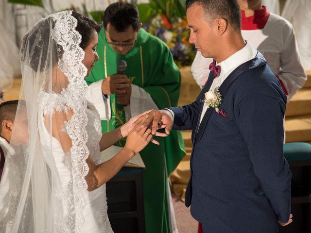 El matrimonio de Omar Alexis y Keyli en Cúcuta, Norte de Santander 25
