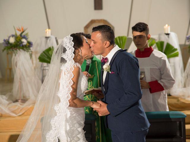 El matrimonio de Omar Alexis y Keyli en Cúcuta, Norte de Santander 1