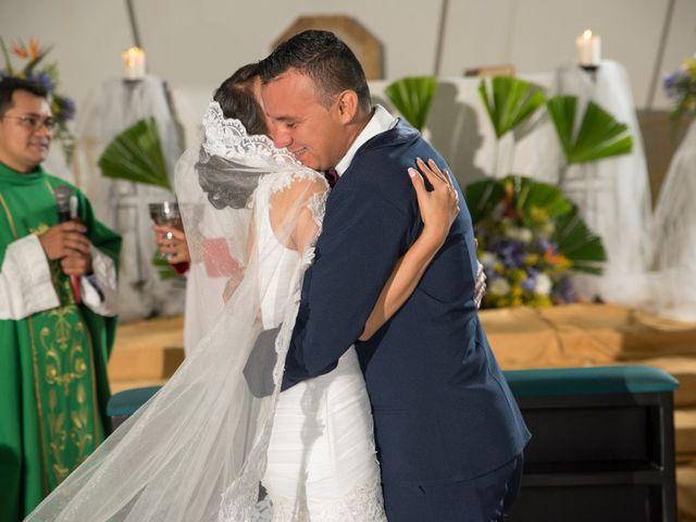 El matrimonio de Omar Alexis y Keyli en Cúcuta, Norte de Santander 28