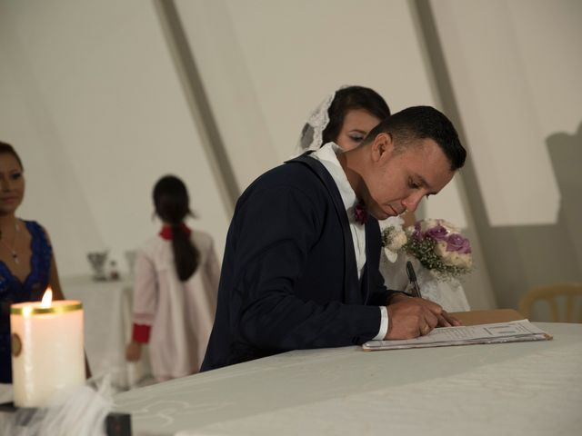 El matrimonio de Omar Alexis y Keyli en Cúcuta, Norte de Santander 31