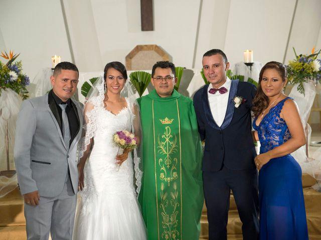 El matrimonio de Omar Alexis y Keyli en Cúcuta, Norte de Santander 33