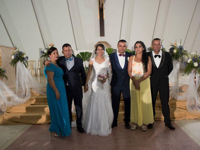 El matrimonio de Omar Alexis y Keyli en Cúcuta, Norte de Santander 34