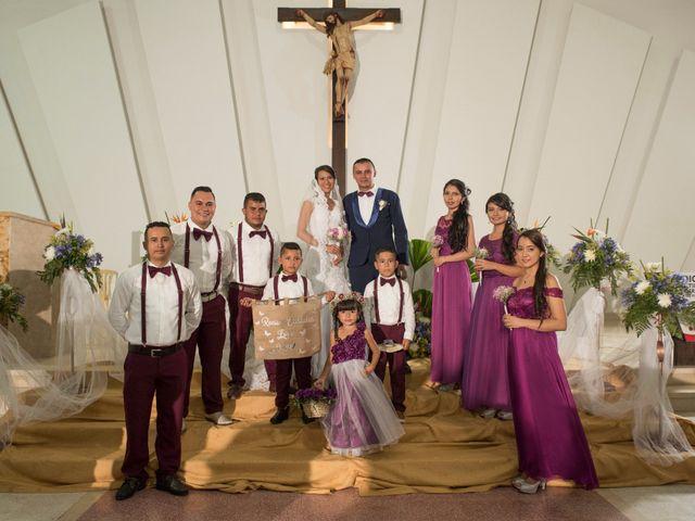 El matrimonio de Omar Alexis y Keyli en Cúcuta, Norte de Santander 35