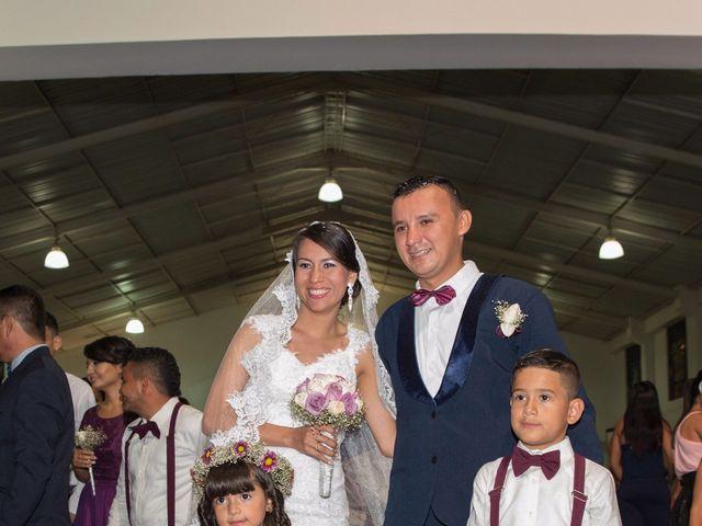El matrimonio de Omar Alexis y Keyli en Cúcuta, Norte de Santander 37