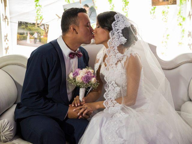 El matrimonio de Omar Alexis y Keyli en Cúcuta, Norte de Santander 39