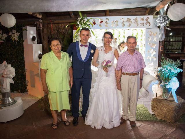 El matrimonio de Omar Alexis y Keyli en Cúcuta, Norte de Santander 43