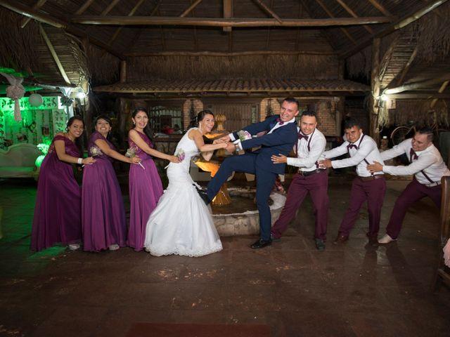 El matrimonio de Omar Alexis y Keyli en Cúcuta, Norte de Santander 60