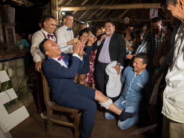 El matrimonio de Omar Alexis y Keyli en Cúcuta, Norte de Santander 69