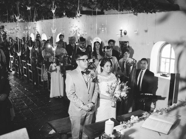El matrimonio de Álvaro  y María Angélica  en Subachoque, Cundinamarca 13