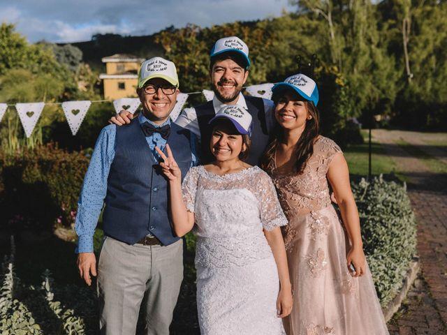 El matrimonio de Álvaro  y María Angélica  en Subachoque, Cundinamarca 24