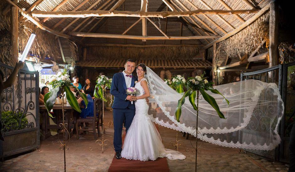 El matrimonio de Omar Alexis y Keyli en Cúcuta, Norte de Santander