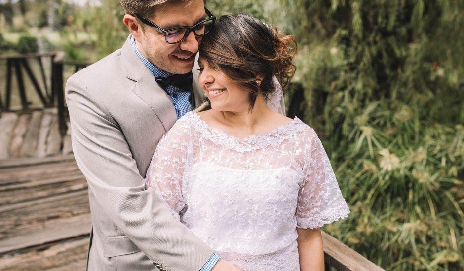 El matrimonio de Álvaro  y María Angélica  en Subachoque, Cundinamarca