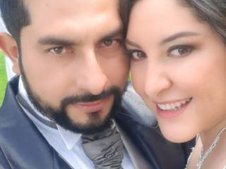 El matrimonio de Lucero  y Alejandro  1