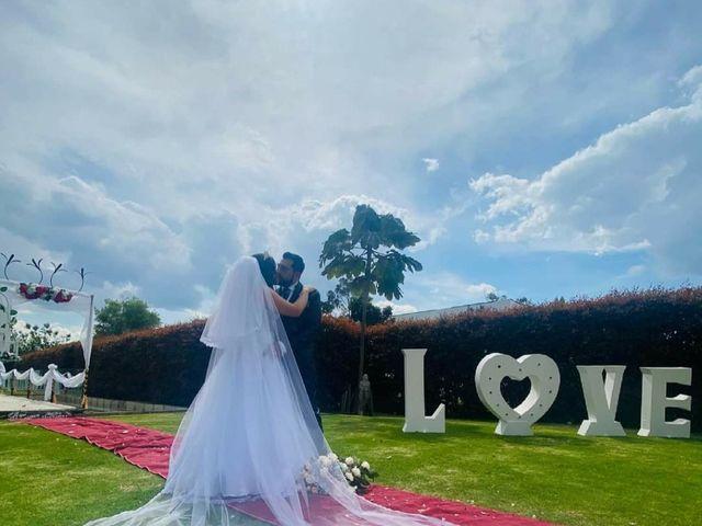 El matrimonio de Lucero  y Alejandro