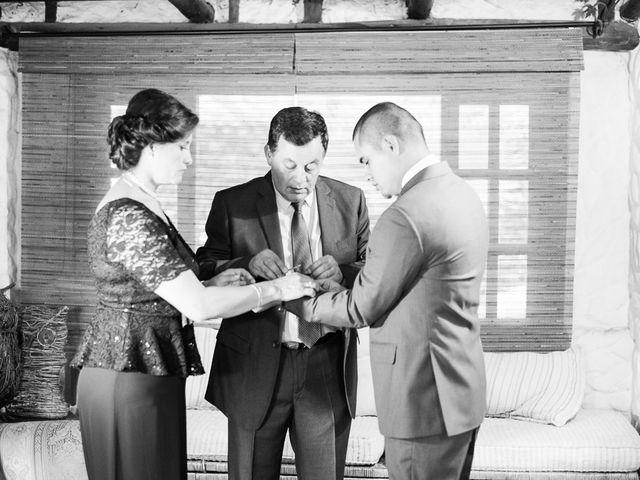 El matrimonio de Oscar y Liza en El Rosal, Cundinamarca 9